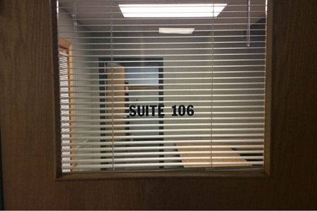 2 room commercial office space Polk County WI