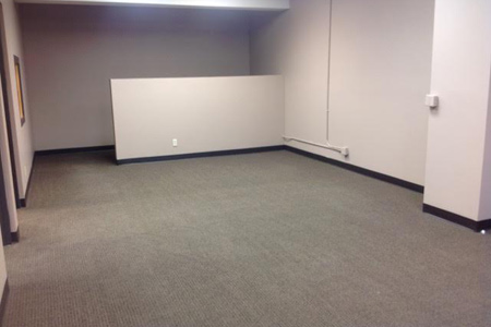 Large office space for lease in Polk County, Wisconsin, 3 rooms, move-in ready.